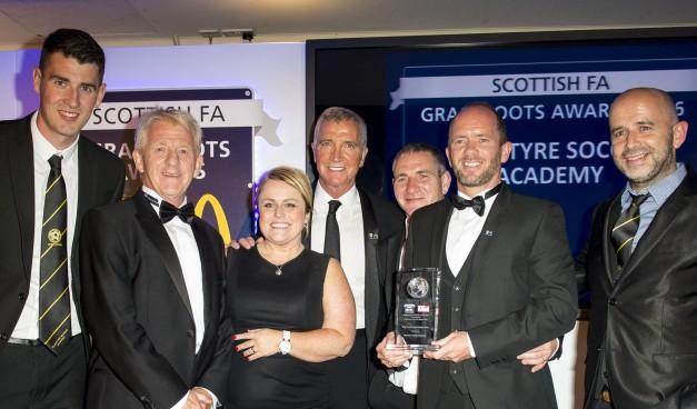 SFA Community Club Award 2015-2016